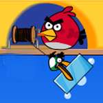 Angry Birds Double Fishing