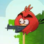 Angry Birds Shooting Training