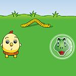 Chick Vs Snake