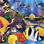 Hidden Stars-Aquatic Creature