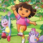Treasure Hunt Dora
